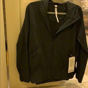Lululemon pack it up jacket/rain coat